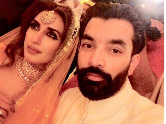 Iman Ali Pakistan Model and Actress Wedding Full Program