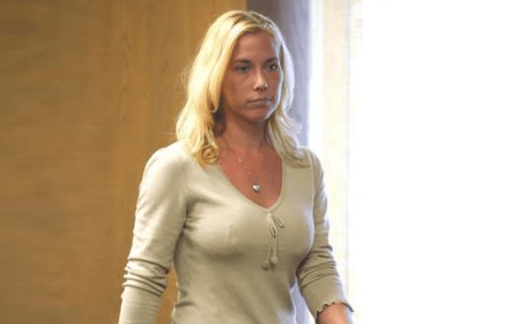 mother of Whitney Scott Mathers