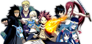 fairy tail filler