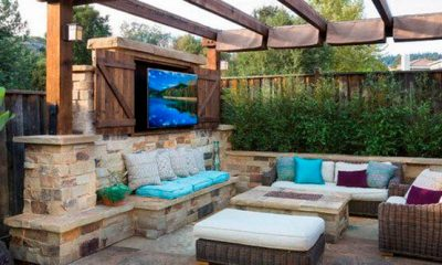 Mount an Outdoor TV Unit and Protect it with Good Quality Outdoor TV Cover