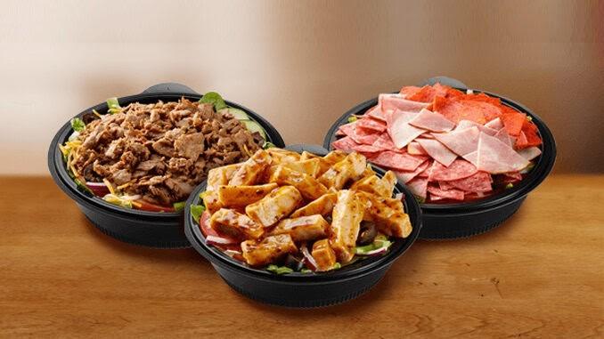 Best Subway Protein Bowls