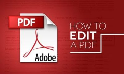 Conventional Model For Editing Pdf Files