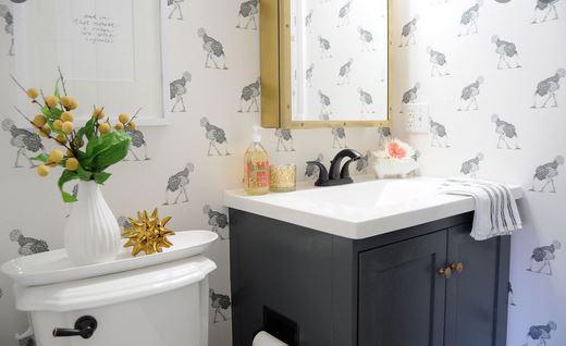 Improvise Your Bathroom