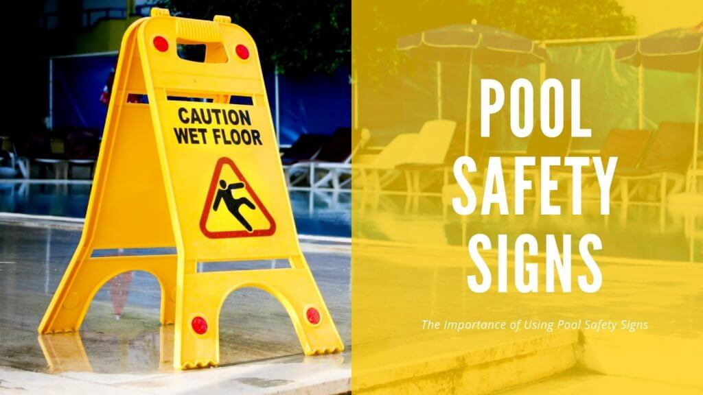 Understanding The Significance Of Pool Signs