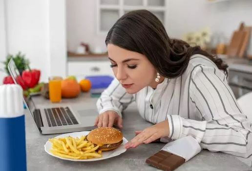 7 Ways to Gain Weight While At Home