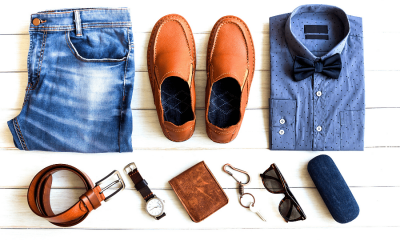 Fashionable Items for Guys to Redo Their Wardrobe