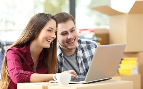 Find a New Home Online