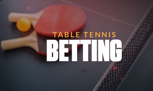 Live table tennis betting strategy