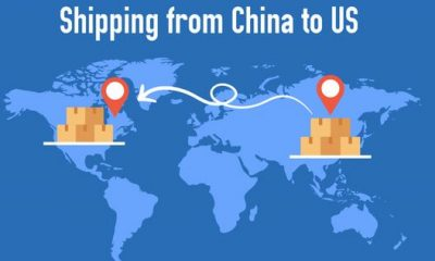Shipments from China to the USA