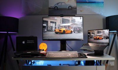 The Evolution of 6 Monitor Setups