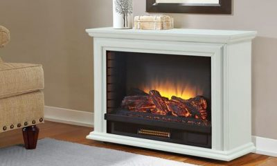 The Latest Electric Fireplace Heaters 2021