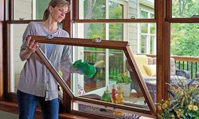 how to remove sash windows