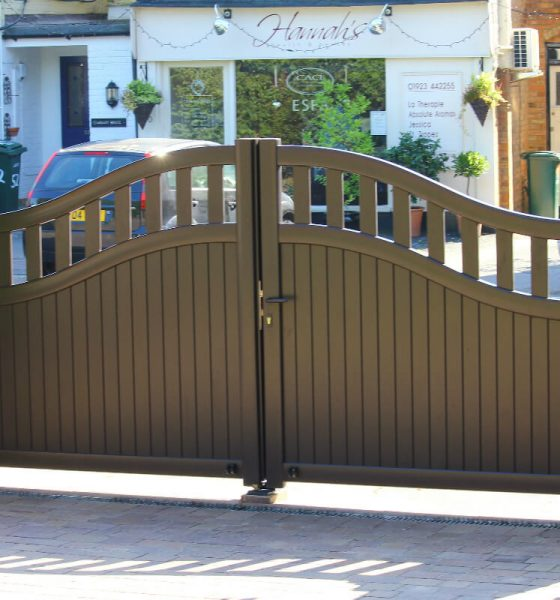 Why Aluminium Gates Are The Best Choice For Your Home?