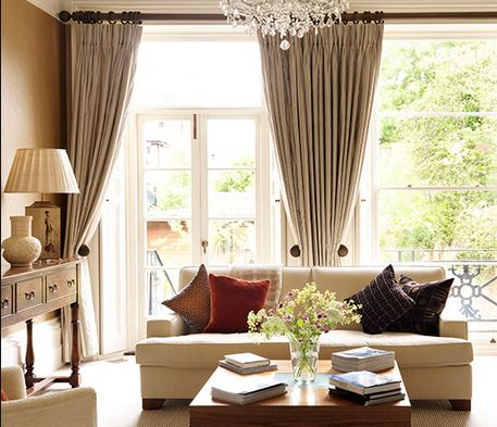 Advantages of Ready Made Curtains