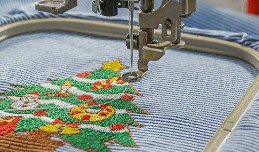 How to create a PES file for embroidery