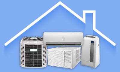 different types of air conditioners