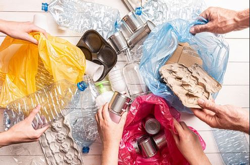 Manage Household Waste