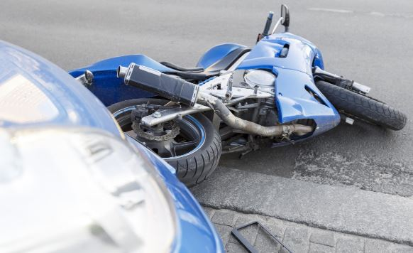 The Causes of Motorcycle Accidents