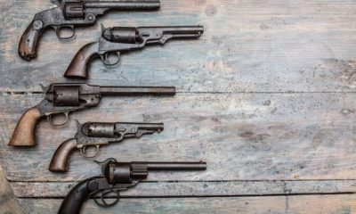 The Different Types of Guns