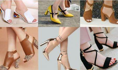 buy a dazzling pair of block heel sandals