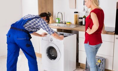 washing machine needs service