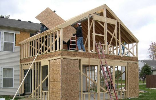 Building an Addition to Your Home