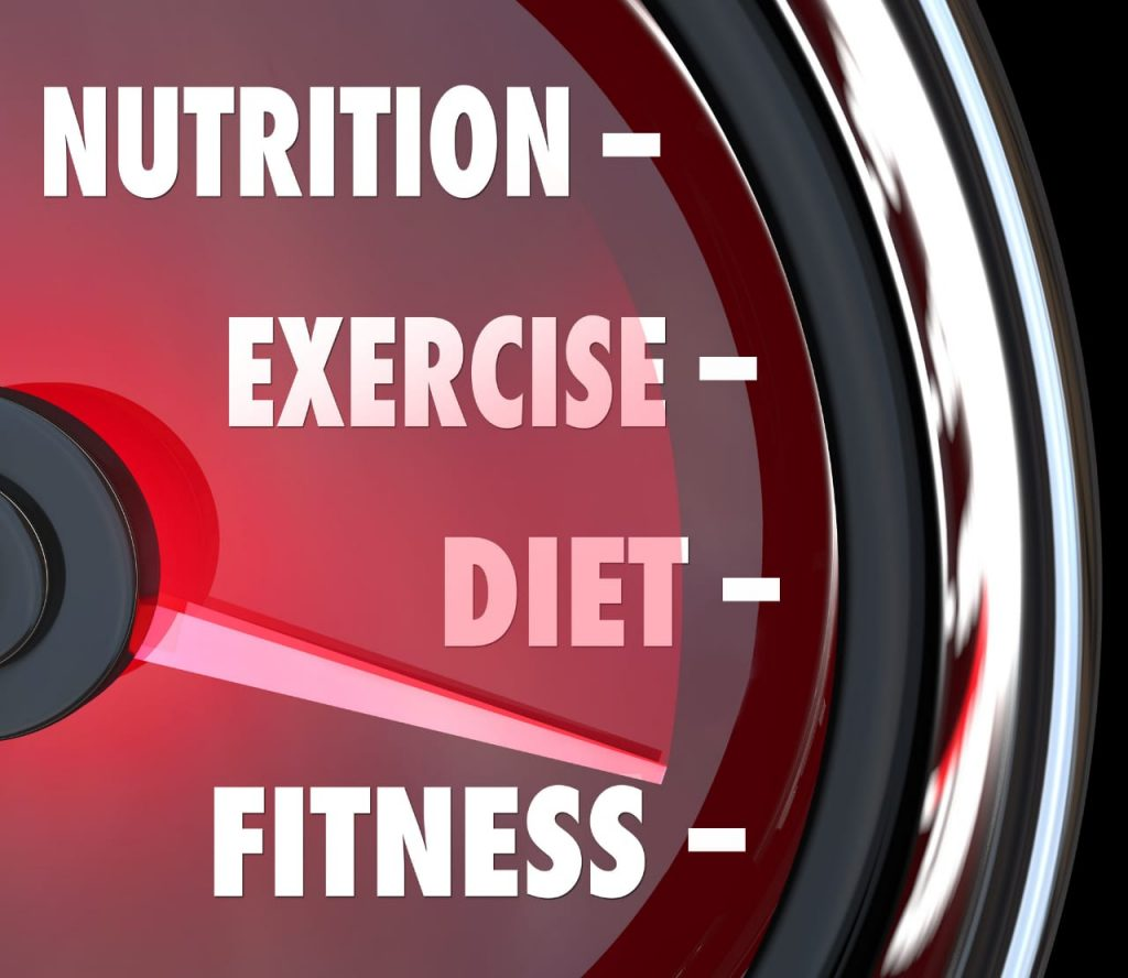 Eating a Balanced Diet and 3 Other Ways to Lose Weight