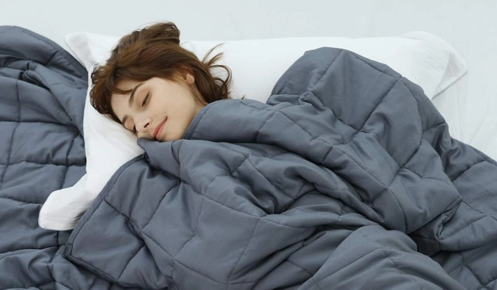 Get a warm and comfortable blanket