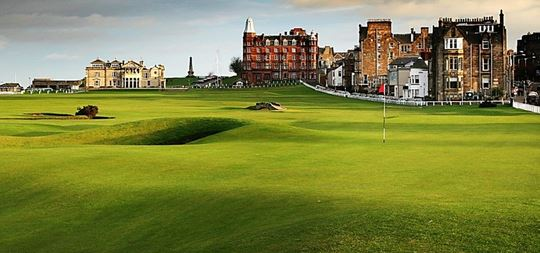 St Andrews, Scotland - Play The Right Round Of Golf