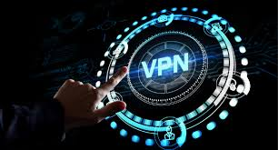 online surfing by using a VPN