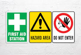 6 Emergency Signs and Their Meanings