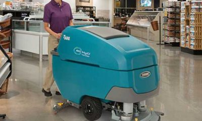 A Preventive Maintenance Guide for Industrial Floor Scrubbers