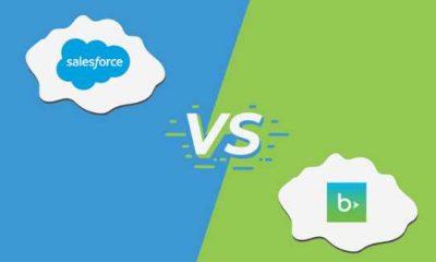 Salesforce vs Blackbaud