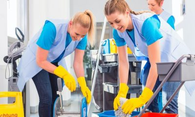 The Benefits of Hiring Professional Cleaners For Your Business