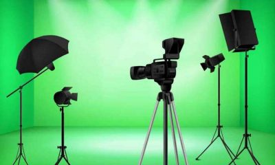 How To Set Up A Green Screen Studio