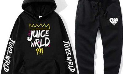 Official Juice Wrld Merch Shop