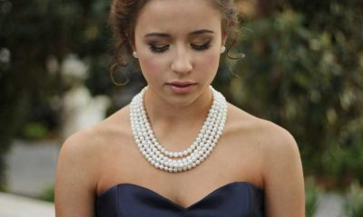 5 Beautiful Ways to Wear Pearls